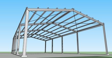 Estructuras De Metalicas