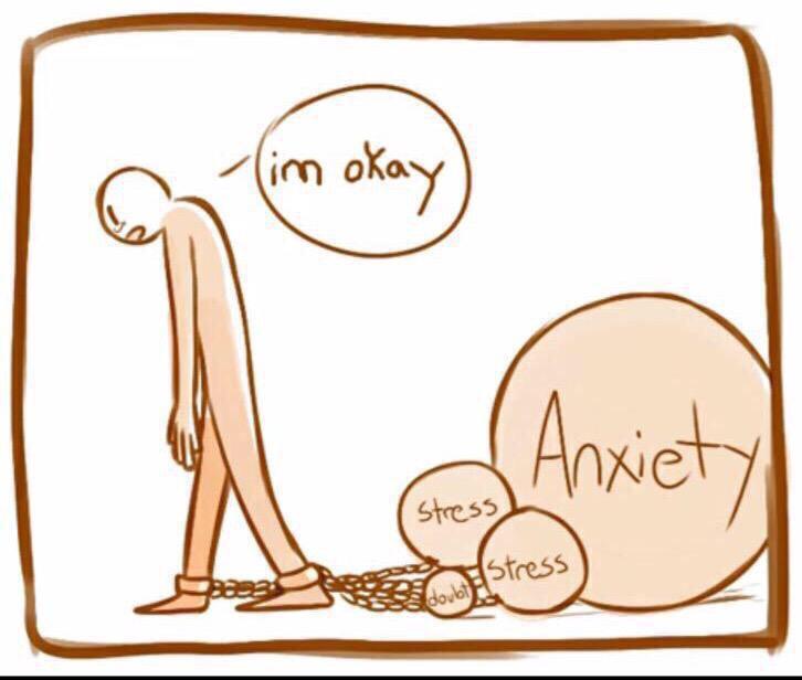 Стресс картинки прикольные