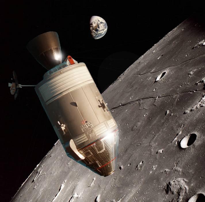 spacecraft found on moon - 713×700
