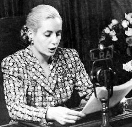 evita is she a user or a victim Women in film as portrayed in the movie user or victim essay designed to prove that a woman can be anybody she desires to be, the legendary film, evita.