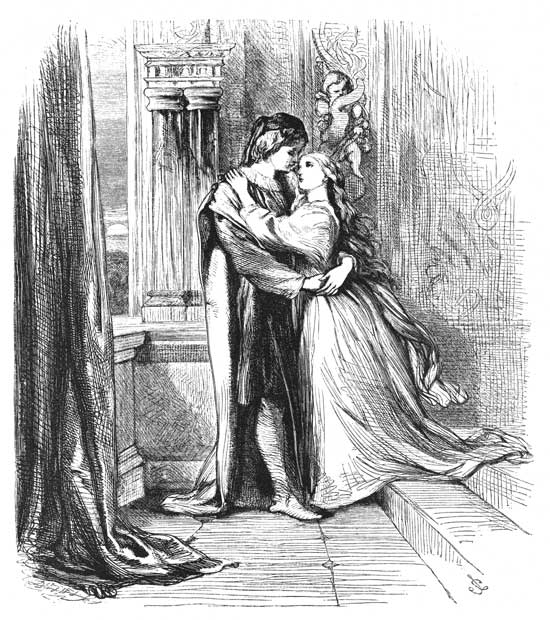 an analysis of the power of love in romeo and juliet by william shakespeare Romeo and juliet (3,342) william shakespeare  gcse: romeo and juliet browse by  in this scene as he contracts the themes of love, hate, power and fate in.
