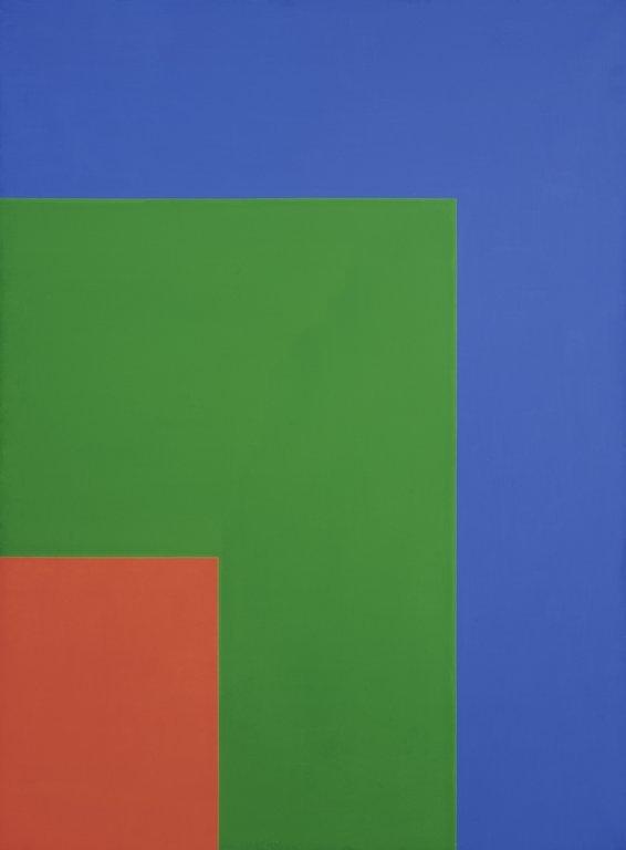 Presentation name on emaze for Minimalist art 1960