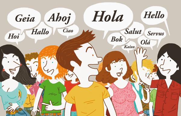 Resultado de imagen de inteligencia lingüistica