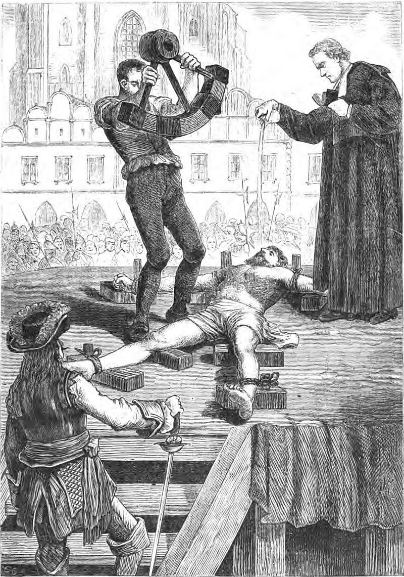Открытка казнить
