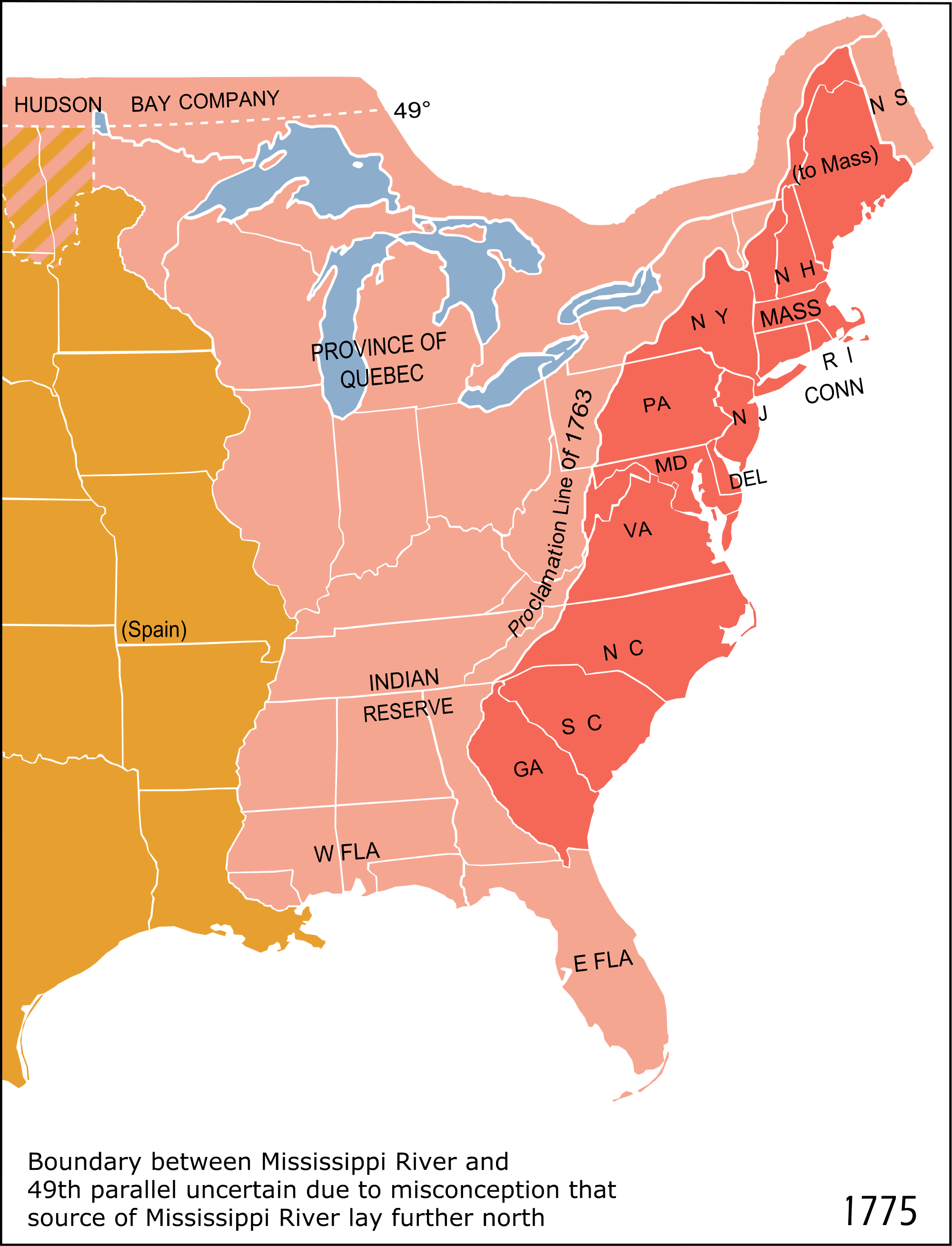 Aug 5 1846 Oregon Country Is Divided Between The United States