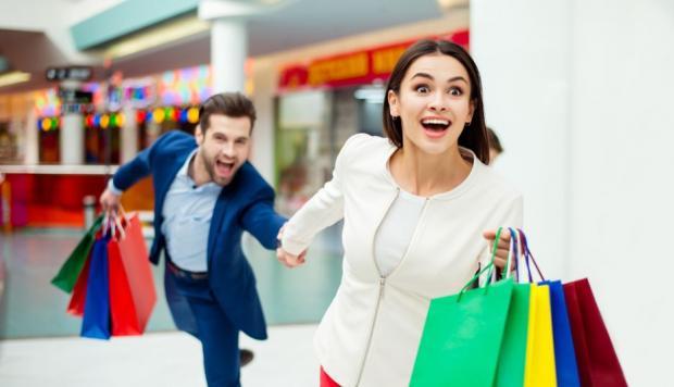 Resultado de imagem para imagen de shopping