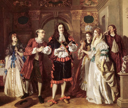 moliere - tartuffe essays Moliere has long been on my to-read list because his comedies were on   among his notable works of translation are the complete essays of.