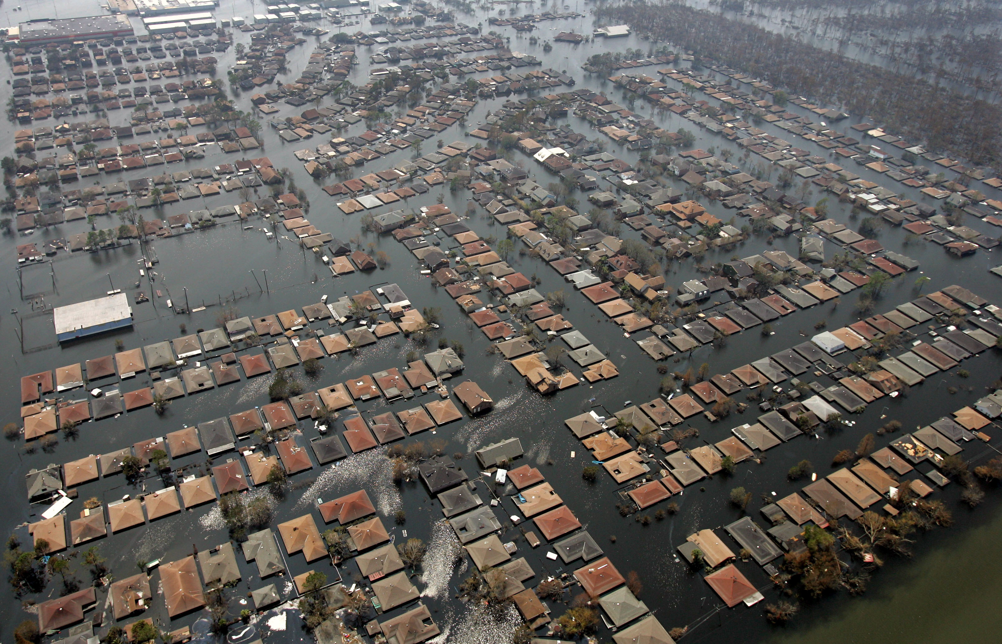 pictures from hurricane katrina - HD3219×2069