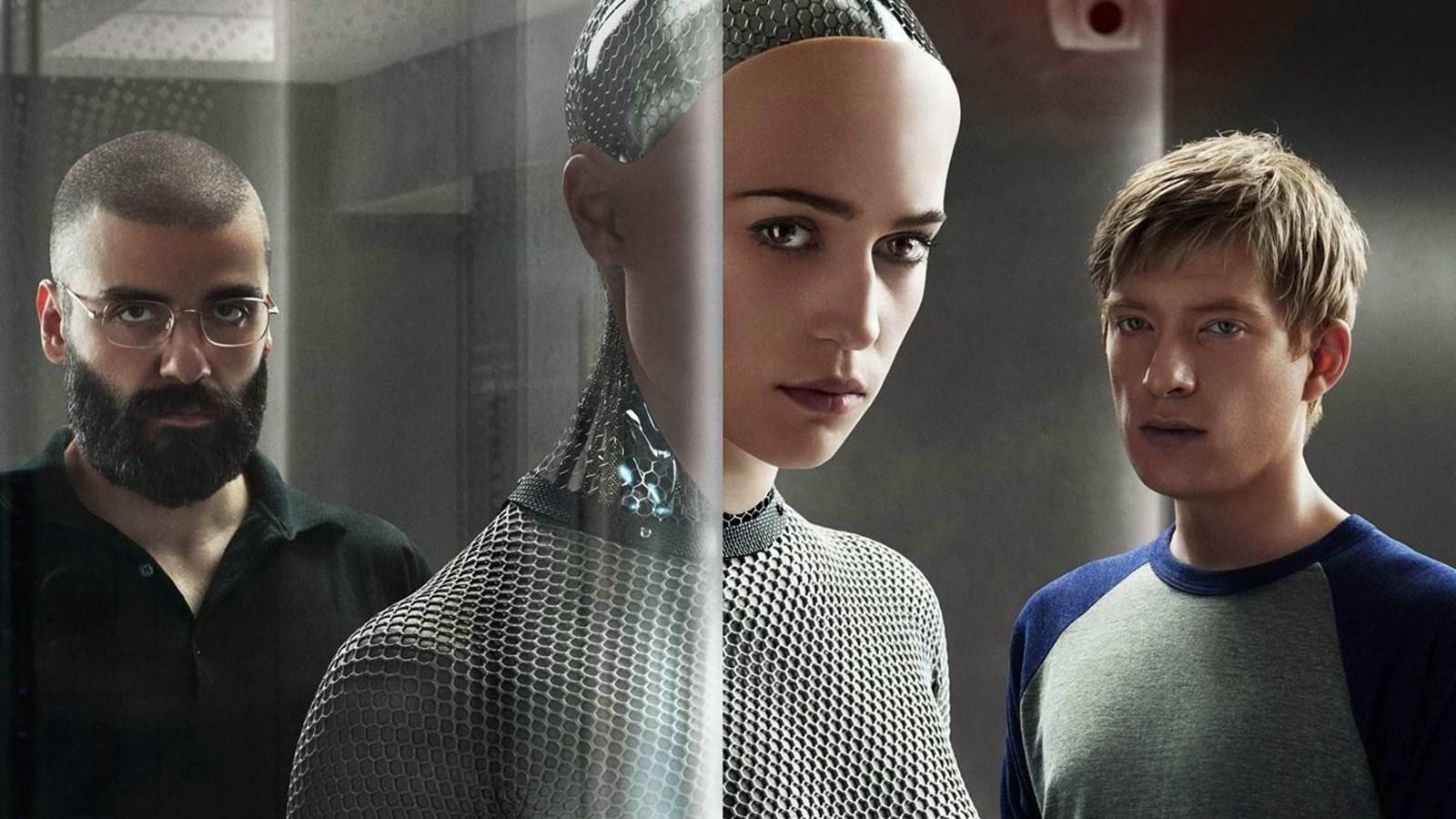 Deus Ex Machina Artificial Intelligence Meets Real: EX MACHINA On Emaze