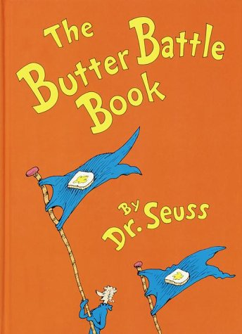 essay on the butter battle book Butter battle book lesson plan | scholasticcom used for diversity but also would be great for cold war unit.