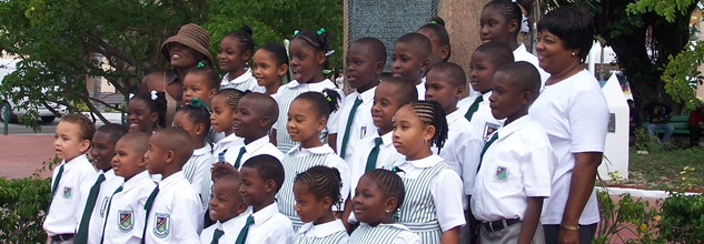 Pictures of bahamian people