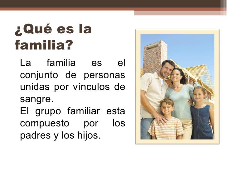 LA FAMILIA on emaze