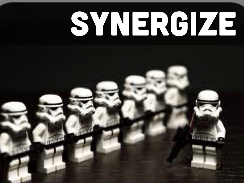 Recipe For Synergize on emaze