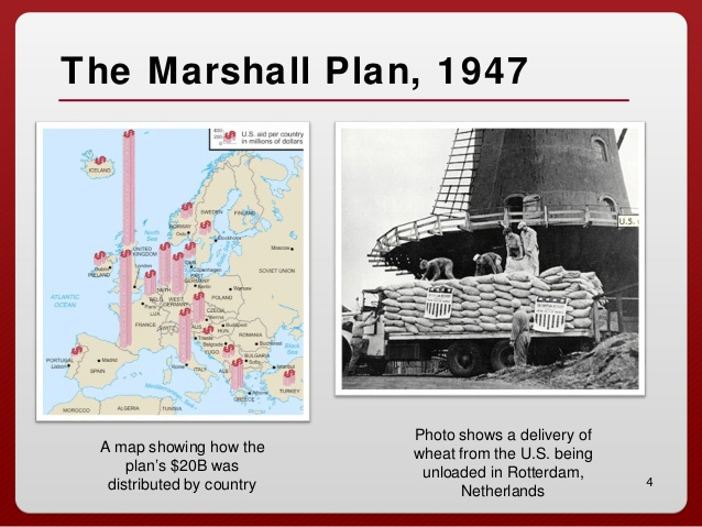 did the truman doctrine and the marshall plan cause the cold war Known truman doctrine and marshall plan this research paper presents and overview for the change caused by the well-known truman doctrine us cold war.