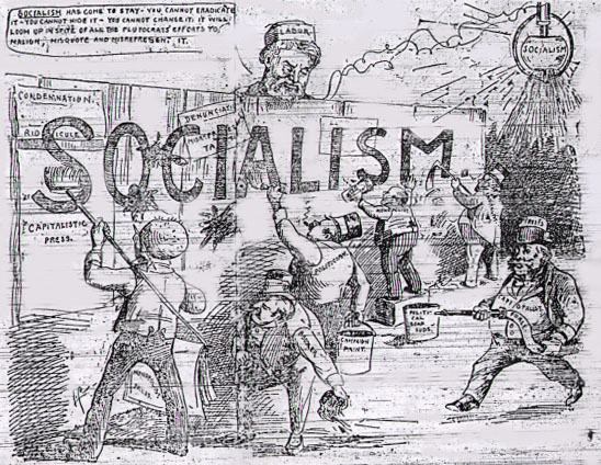 political social economic effects of industrial revolution 19th century and our world