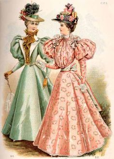 Fashion in the gilded age 92