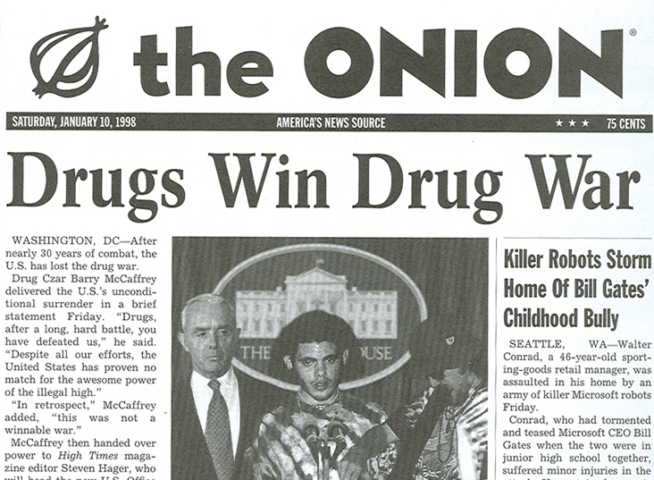 the war on drugs and u s Fifty years ago this month, president lyndon b johnson called for a war on crime, a declaration that ushered in a new era of american law enforcement.