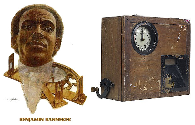 Benjamin Banneker Pocket Watch