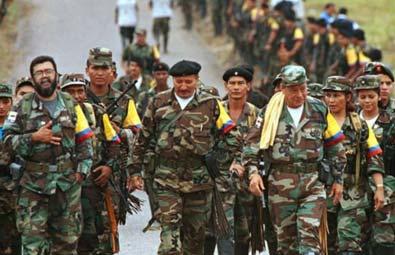 Resultado de imagen de Conflicto armado interno en Colombia