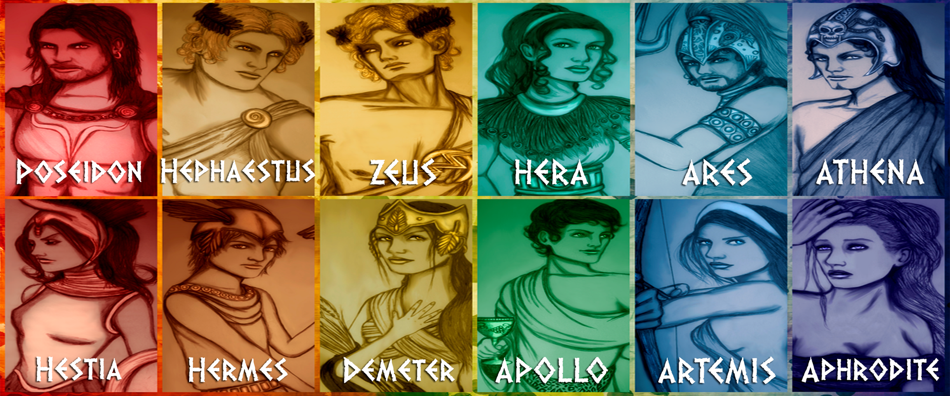 12 olympians of greek mythology essay