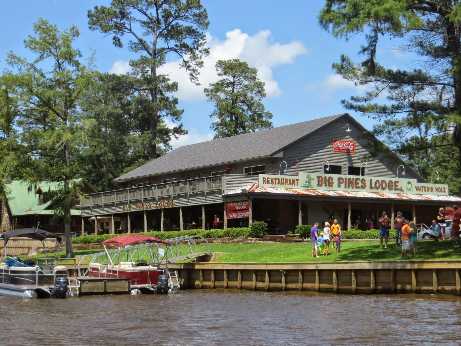 Caddo lake on emaze for Lake of the pines fishing report
