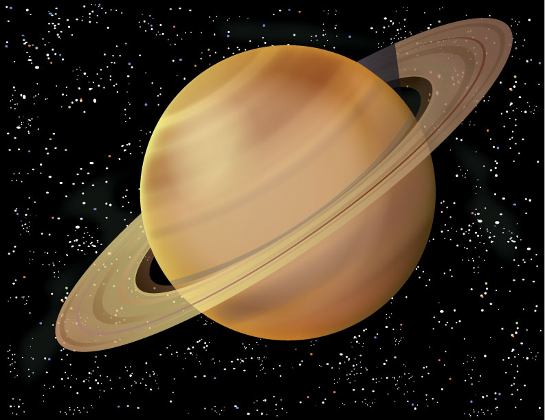 planet saturn pictures - 793×612
