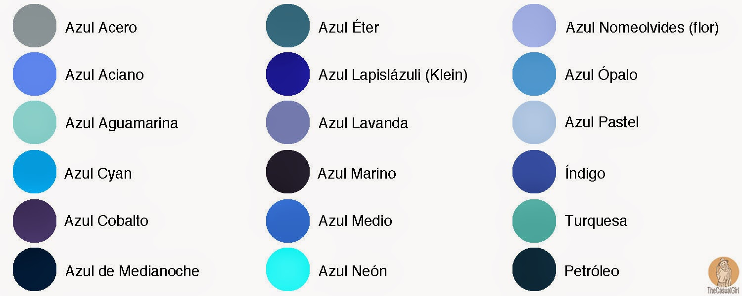 EL COLOR AZUL on emaze