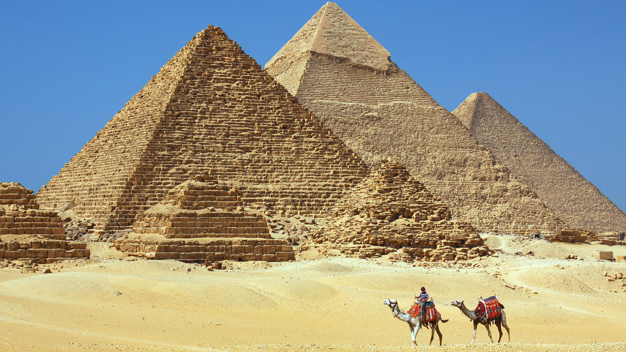 Ancient Egyptian Pyramids on emaze