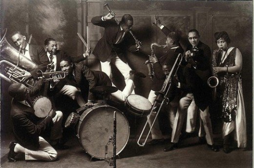 Image result for jazz music in the 1920s