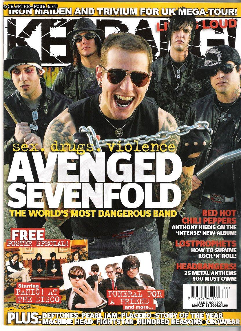 Music Magazine Cover Analysis