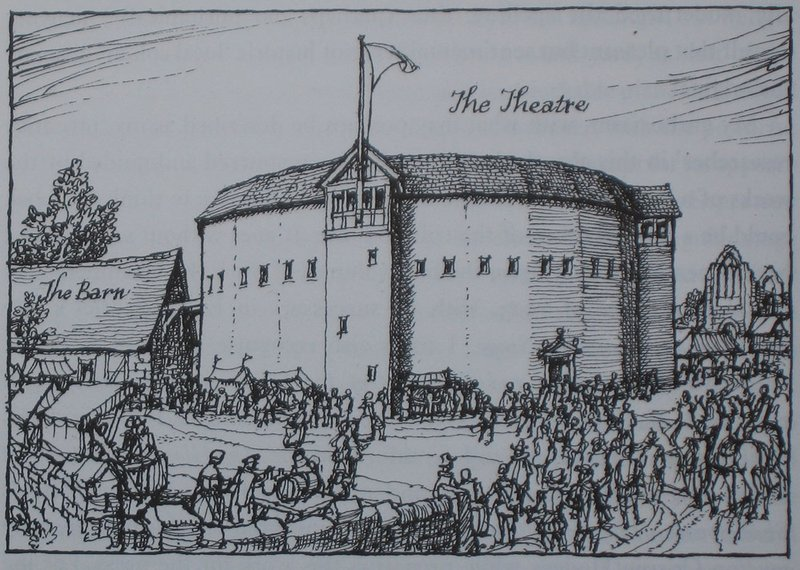 Theatre From 1564-1616 on emaze