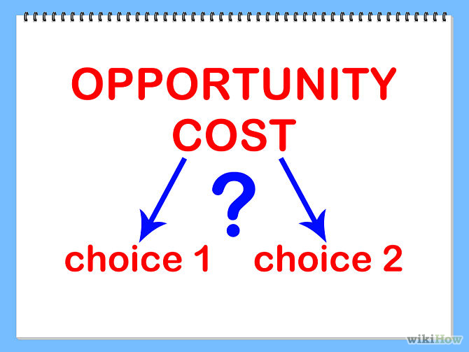 opportunity cost Definition – opportunity cost is the next best alternative foregone the fundamental problem of economics is the issue of scarcity therefore we are concerned with the optimal use and distribution of these scarce resources wherever there is scarcity we are forced to make choices if we have £20.
