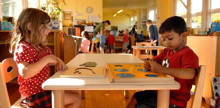 Image result for montessori schools