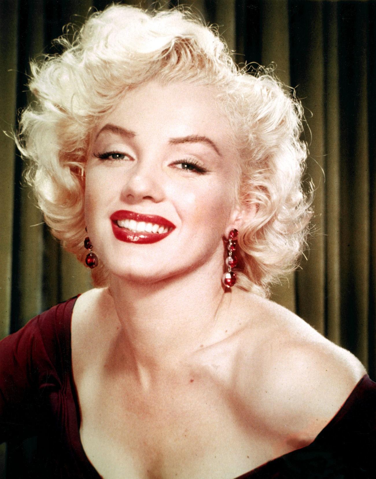 Marilyn Monroe Eyebrow Images - Beauty Eye Makeup Ideas