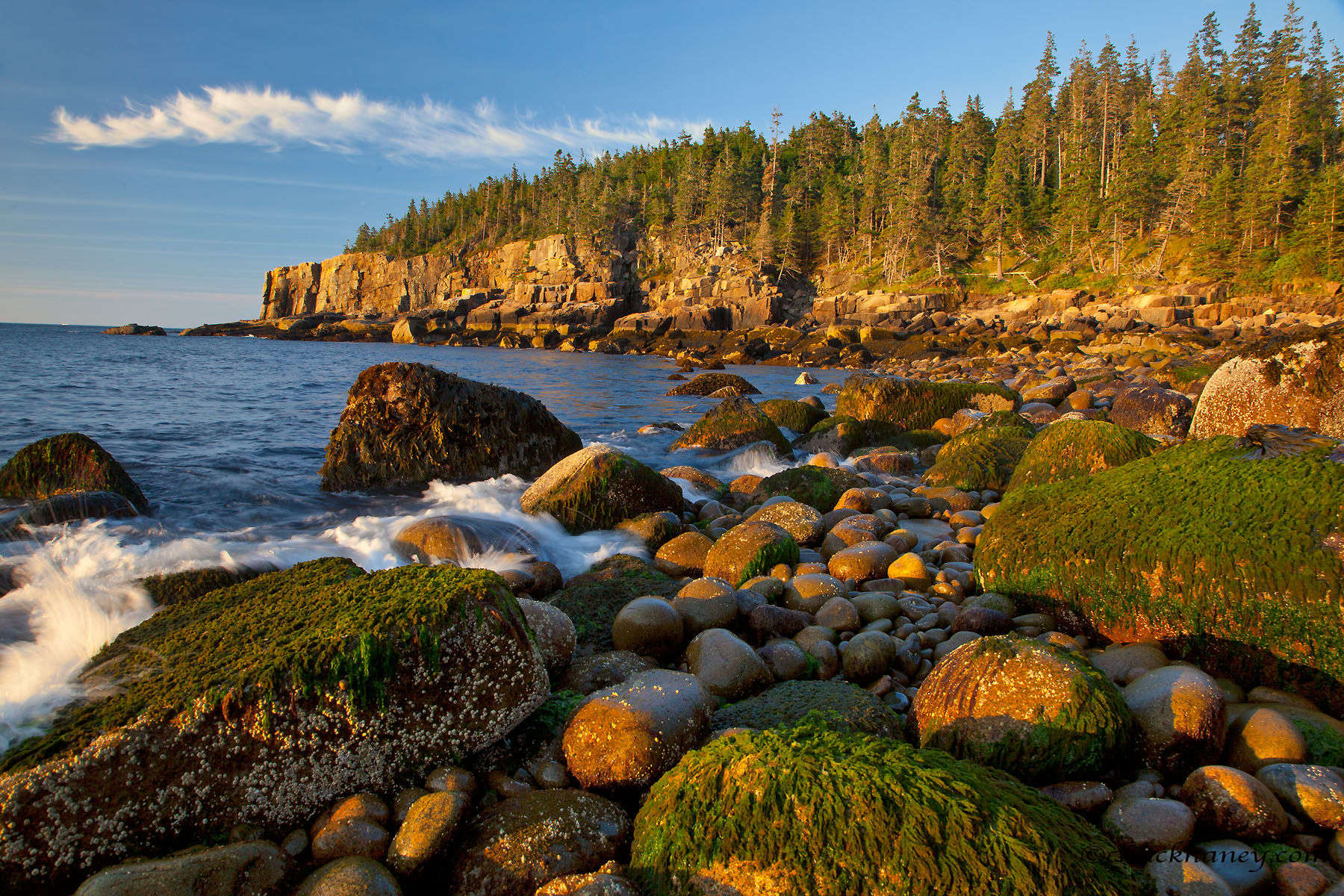 Acadia National Park on emaze