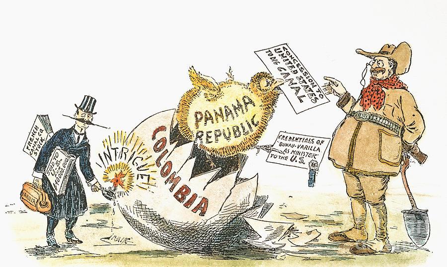 Imperialism thepanamacanal