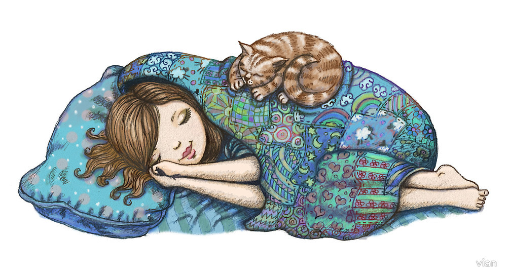 Открытки добрый, картинки прикольные про сон