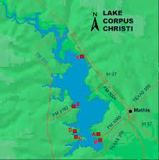Corpus christi on emaze for Lake corpus christi fishing