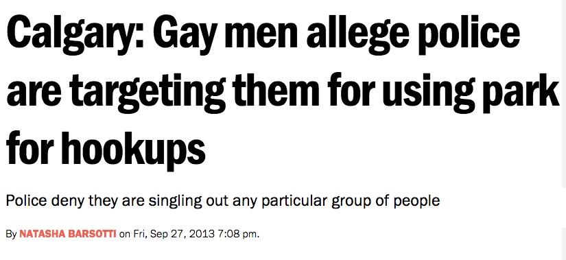Gay hookup calgary