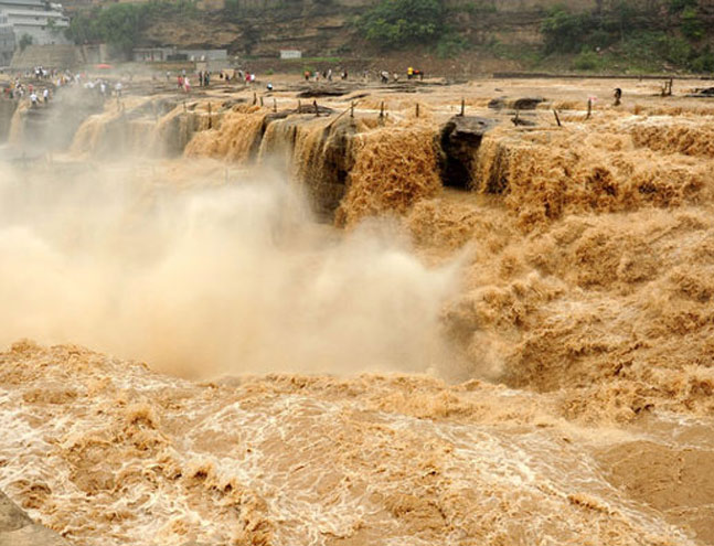 effects of yellow river flood 1931 A flood is a body of water that covers land which is normally dry  or yellow river, in china and the mississippi in north america are examples for such rivers.