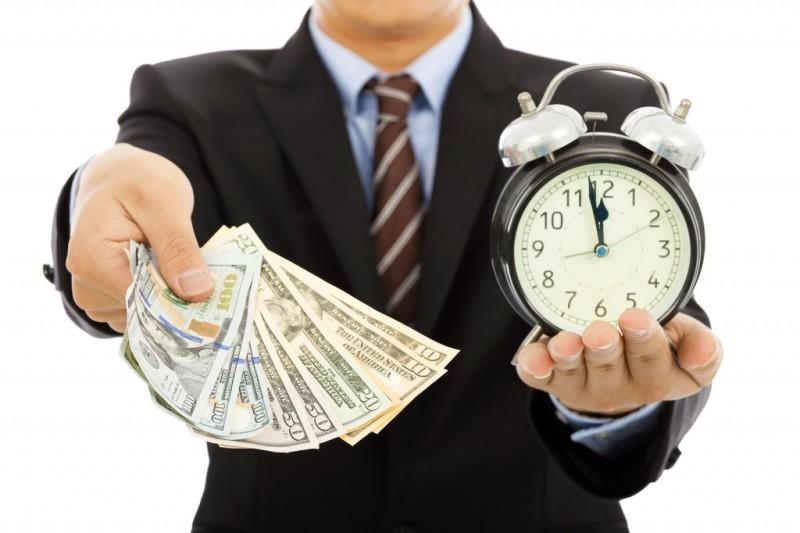 Resultado de imagen para tiempo por dinero
