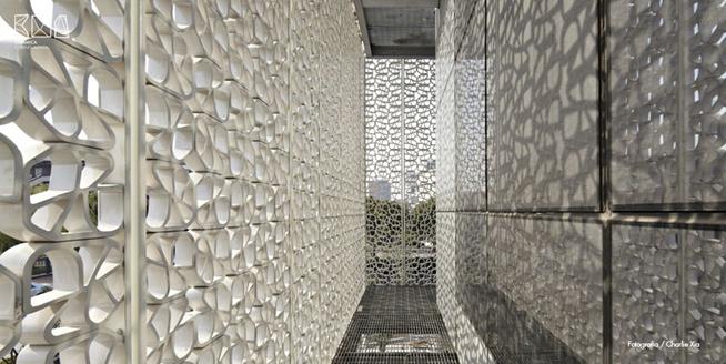 ceramica para fachadas