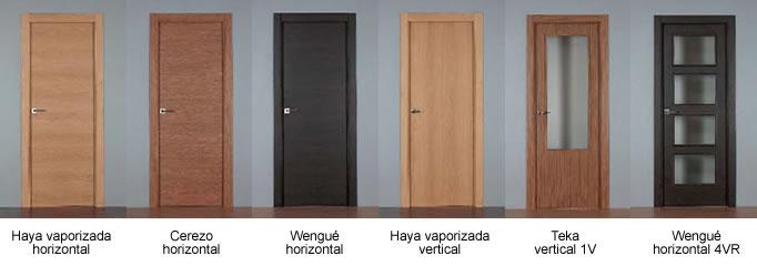 Puertas de interior macizas good puertas lacadas with puertas de interior macizas trendy - Puertas macizas interior ...