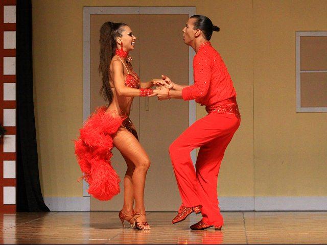Salsa Baile