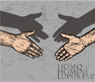 Risultati immagini per homo homini lupus