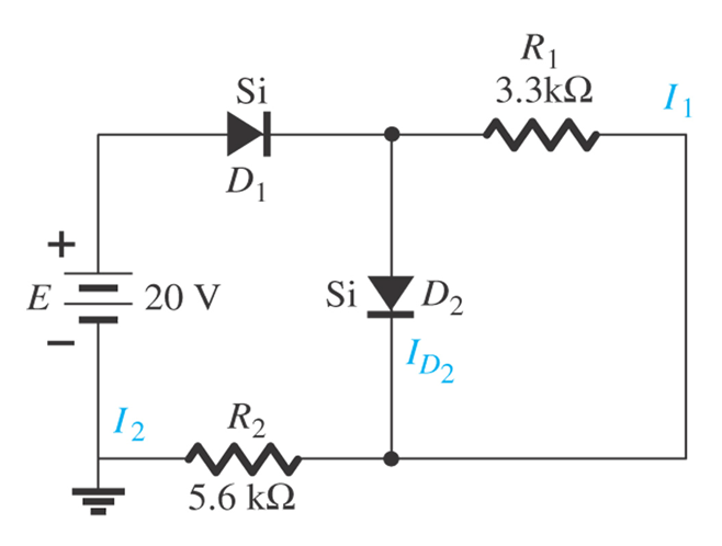 chapter 2 semiconductors  diodes and diode applications on