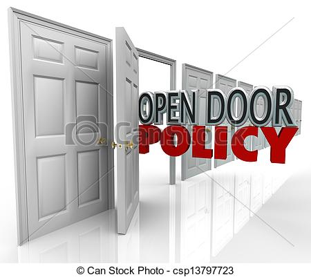 TOTO we\u0027re not in Kansas anymore.  sc 1 st  Emaze & Open Door Policy