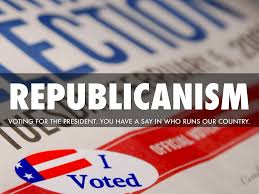 republicanism examples