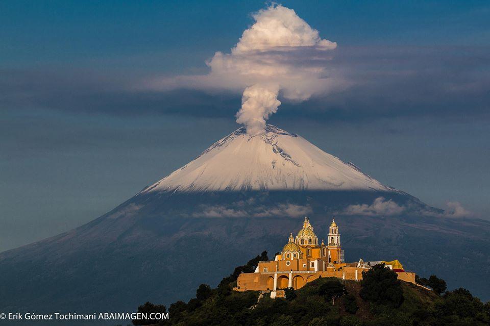 вулкан первый по величине