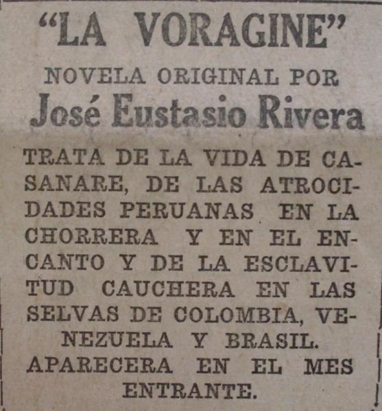 La Vorágine By Natalia Ortega01121 On Emaze